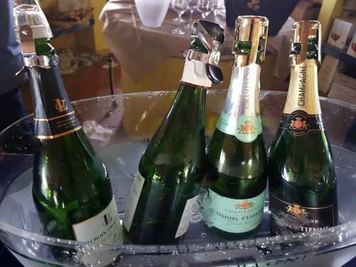champagne Le Grands Crus Daniel Etienne