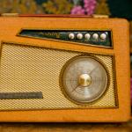 Vintage Radio - Radio Bottiglia