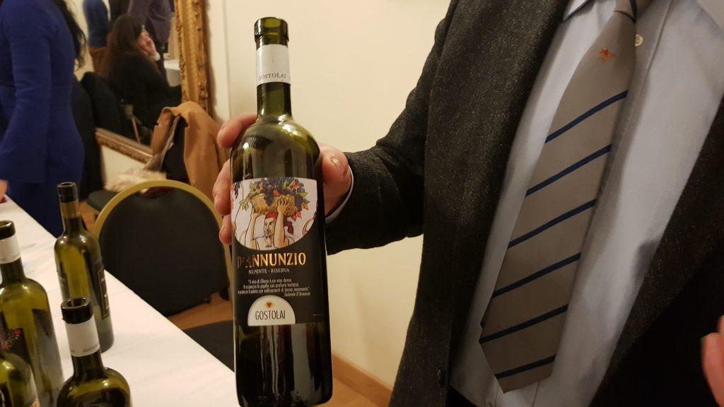 Degustazioni di vini della Sardegna