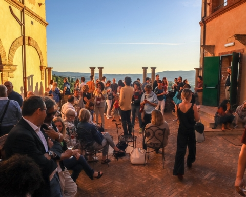 Sunset Wine Show Todi