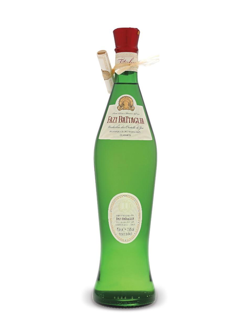 Verdicchio grape and wines - Story about Fazi Battaglia