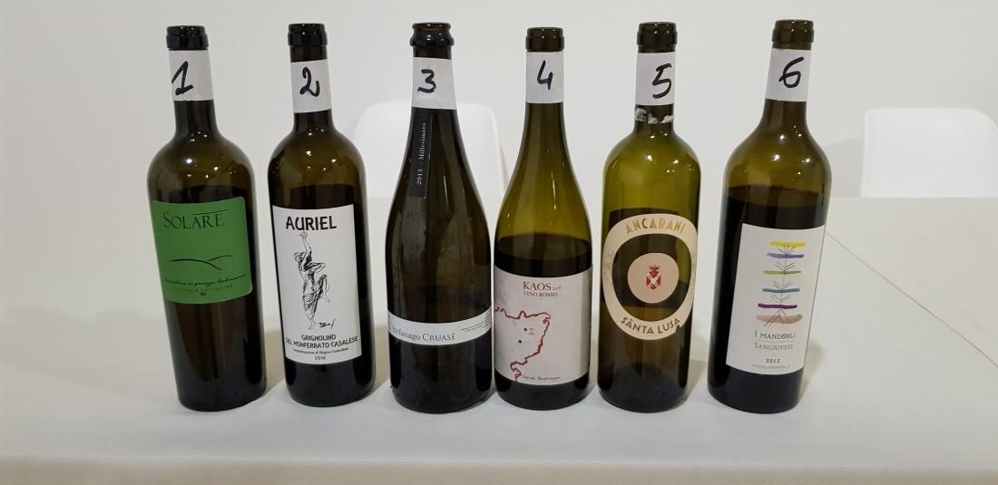 Masterclass Sangiorgi Bottiglie Aperte 2918