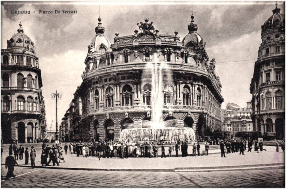 Zena - Genova