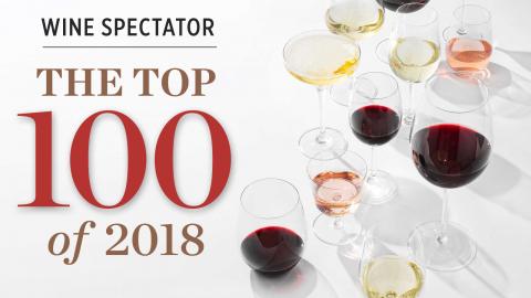 Wine Spectator 2018 -