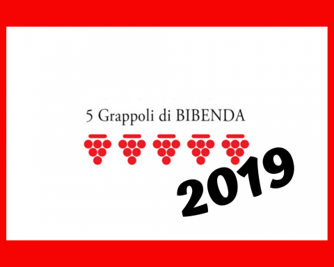 Tutti i 5 Grappoli di Bibenda 2019