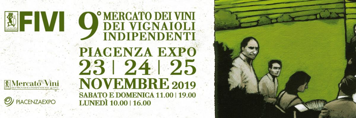 Mercato 2019 Fivi Vignaioli Indipendenti