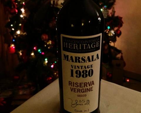 Natale 2019 e Marsala Vintage 1980 Heritage Francesco Intorcia