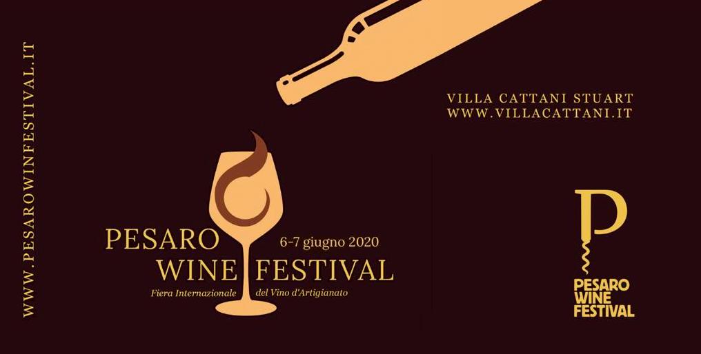 Pesaro Wine Festival 2020