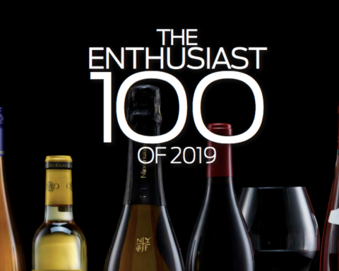 Top 100 2019 Wine Enthusiast