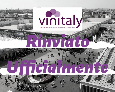 Vinitaly 2020 Rinviato Ufficalmente