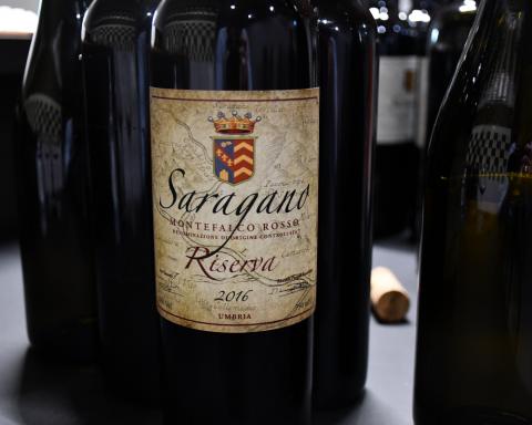 Tenuta di Saragano - Degustazione nuove annate