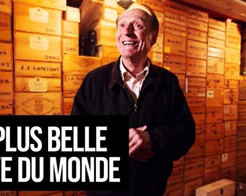 Une collection de vins qui vaut des millions!