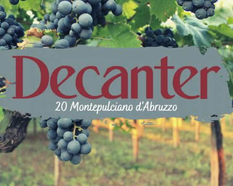 20 Montepulciano d Abruzzo secondo Decanter