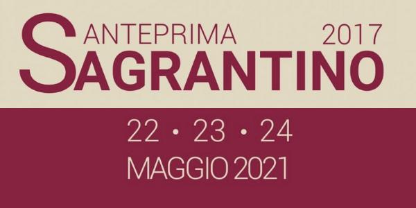 Anteprima Sagrantino maggio 2021 Sagrantino 2017