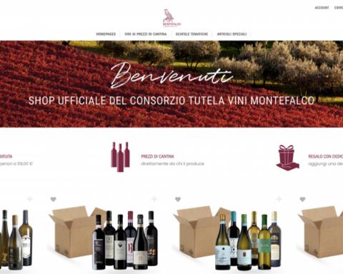 Shop online consorzio di Montefalco Sagrantino