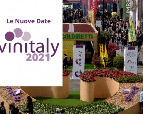 Nuove Date Vinitaly 2021