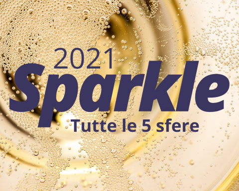 Tutte le 5 Sfere Sparkle 2021