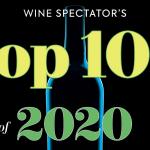 """""""Top 100 of 2020"""" di Wine Spectator"""