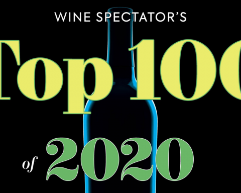 """Top 100 of 2020"" di Wine Spectator"