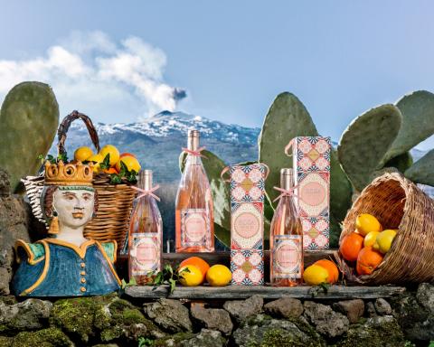 Donnafugata e Dolce & Gabbana presentano ROSA 2020