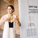 """È stata inaugurata """"Off the Skins"""", la mostra che dal 25 giugno al 4 luglio, nella suggestiva cornice dei Chiostri di San Francesco della Vigna a Venezia, celebra i primi sessant'anni di successi del Pinot Grigio Santa Margherita."""